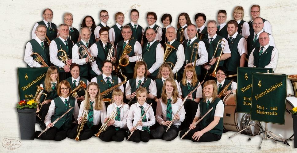 Gruppenbild der Klosterbachtaler 2015